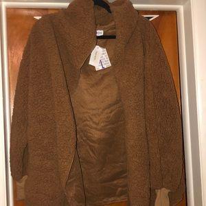 Lularoe teddy bear jacket